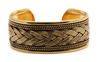 weave cuff fashion bracelet sale